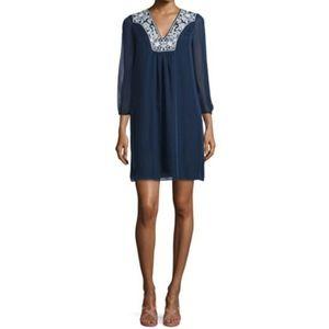 Diane Von Furstenberg Maslyn Woven Dress Size 6